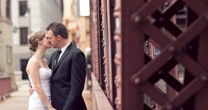 Katie & Blake's Chicago Wedding | Missio Dei & Cafe Brauer | Lincoln Park