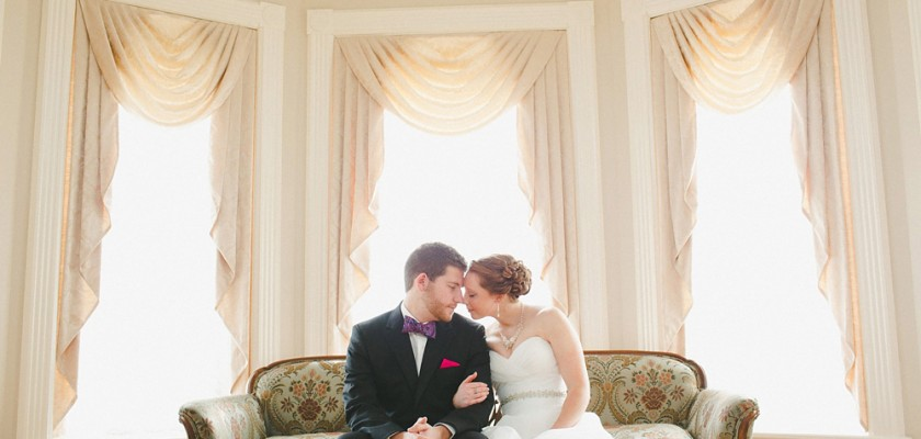 Kristin & Zach's Wedding | Patrick C. Hailey Mansion | Joliet, IL