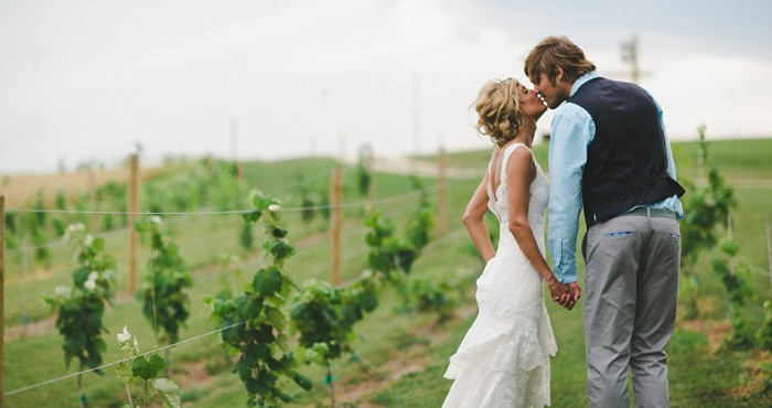 Klay & Kelly's Wedding | Over the Vines Wedding | Edgerton, WI
