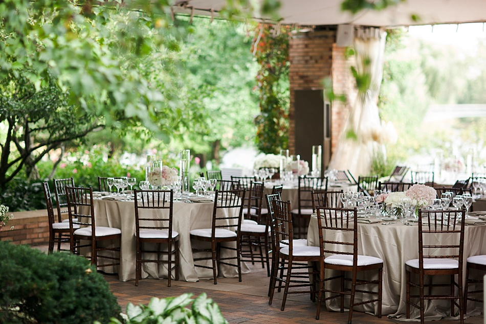 Chicago Botanic Gardens Wedding
