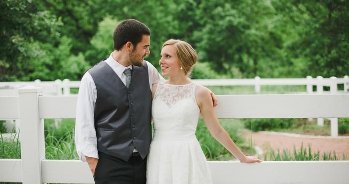 Brittney & Chris Wedding Preview | Danada House | Wheaton