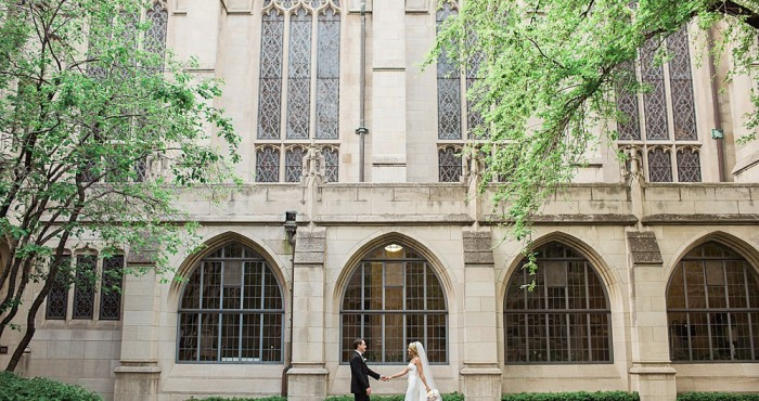 Brooke & Steve's Wedding | Art Institute Modern Wing & Fourth Presbyterian Church | Chicago