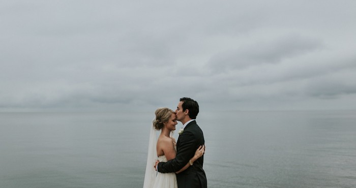 Mikayla & Ryan's Lake House Wedding | Door County, WI