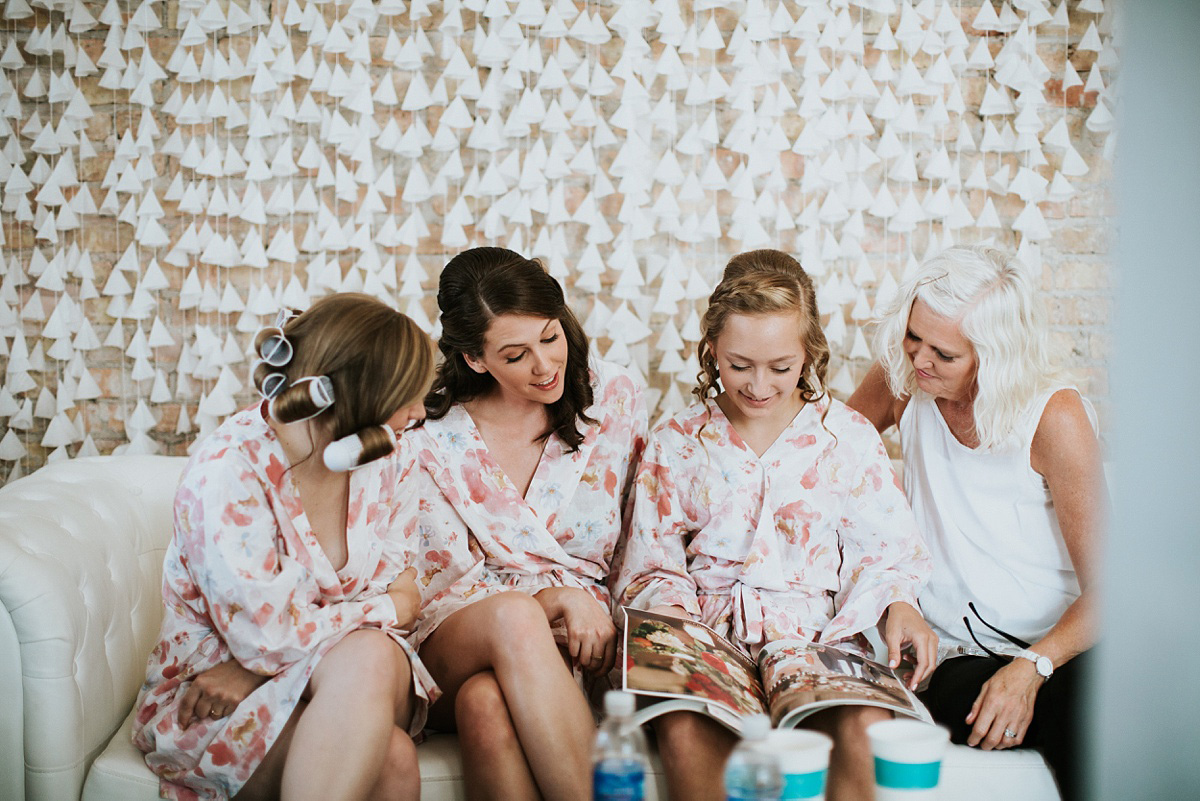 Room 1520 Wedding (Bridesmaids)