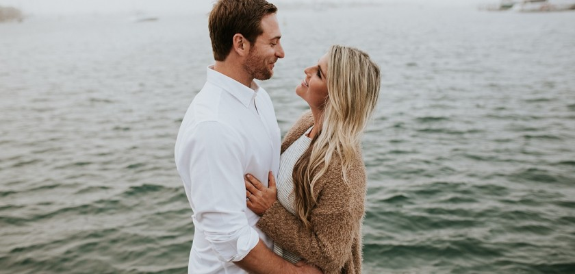 Jane + Cory Engagement | Balboa Island | Newport Beach, CA