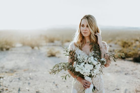 Joshua Tree Wedding | Styled Weddings Shoot | Bailey + Britney
