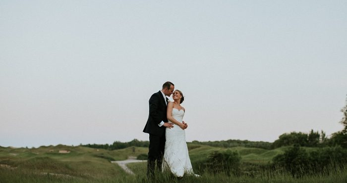 Kristin + Doug | Whistling Straits Wedding | Kohler, WI