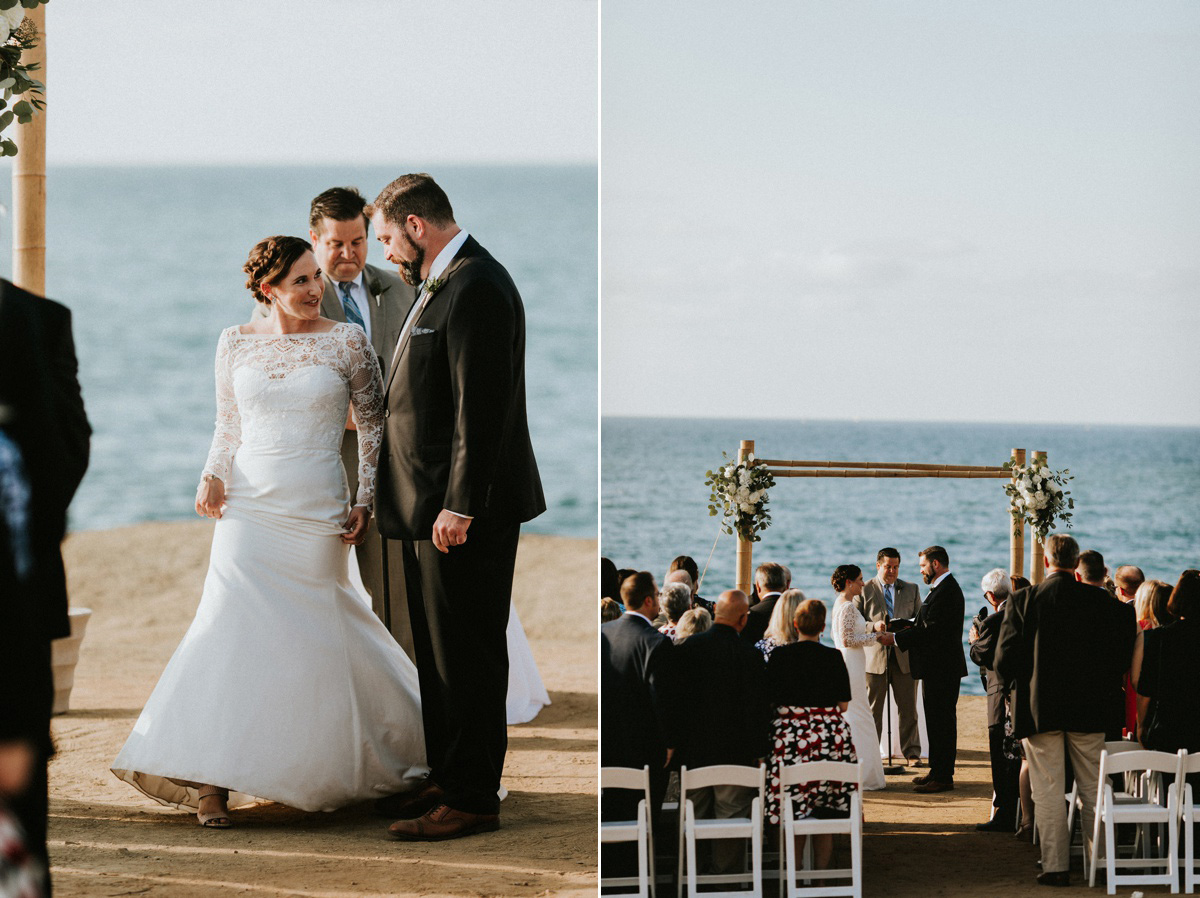 Sunset Cliffs & Ultimate Skybox Wedding | San Diego, CA