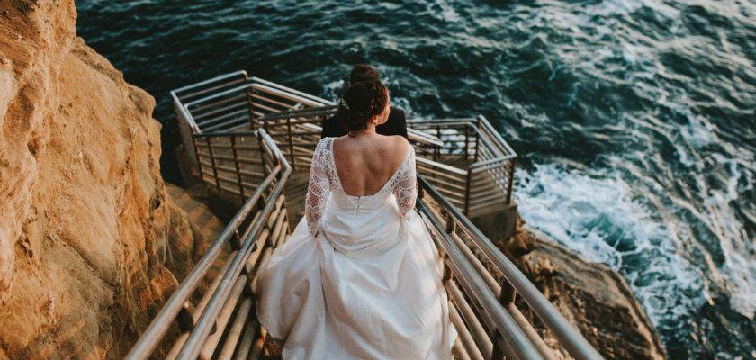 Bridget + Matt | Sunset Cliffs & Ultimate Skybox | San Diego