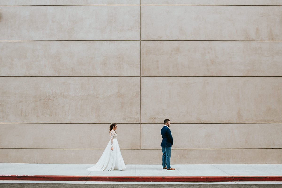 San Diego wedding at Searsucker / Prado