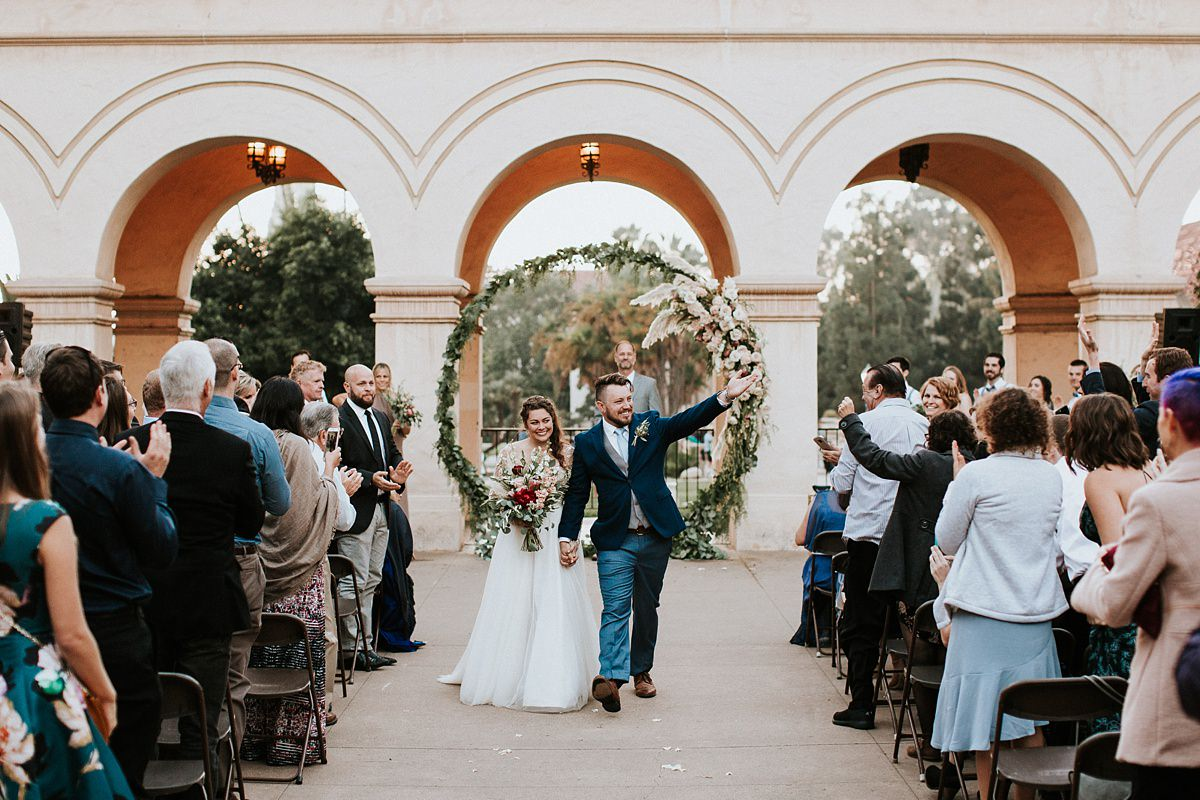 weddings at the prado san diego