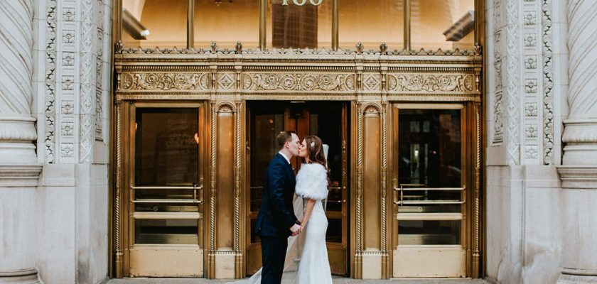 Melissa + Nick | Bridgeport Art Center Wedding | Chicago, IL