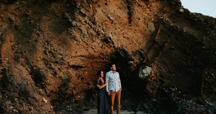 Christina + Casey Engagement | Montage Laguna Beach